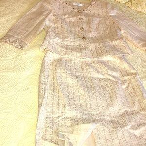 Tahari Women's 2 Pc Suit